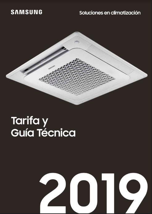 Tarifa Samsung 2019