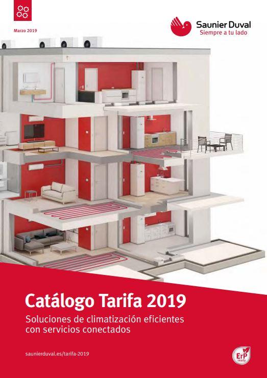 Tarifa Climatización Saunier Duval 2019