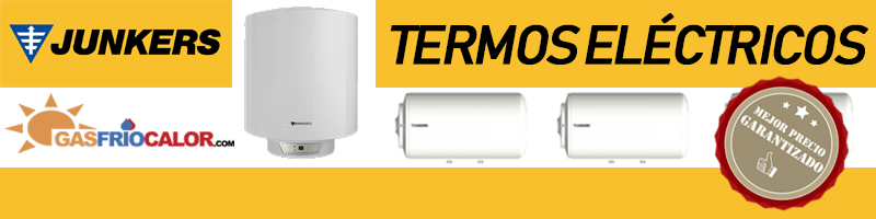 termos electricos junkers h2