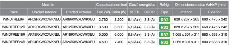 Samsung - serie wind free light
