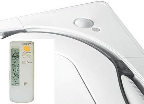 Aire Acondicionado Cassette Daikin ACQS-F - Mando BRC7FA532F