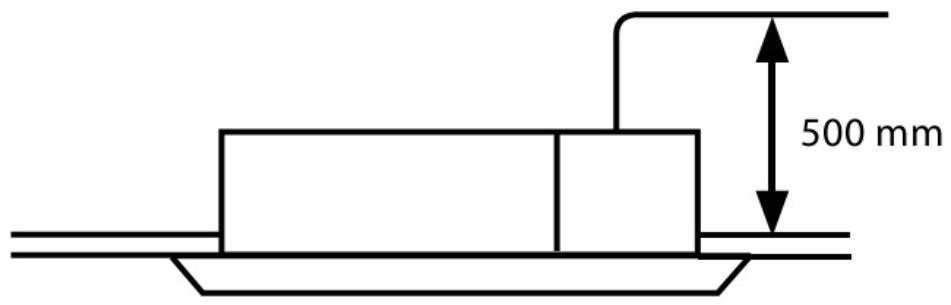 Aire Acondicionado Cassette Daikin ZUQG-C - Bomba de drenaje