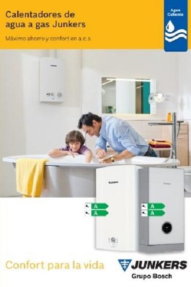 folleto calentadores de agua a gas junkers 2 edit