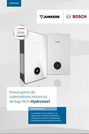 folleto hydronext bajo nox