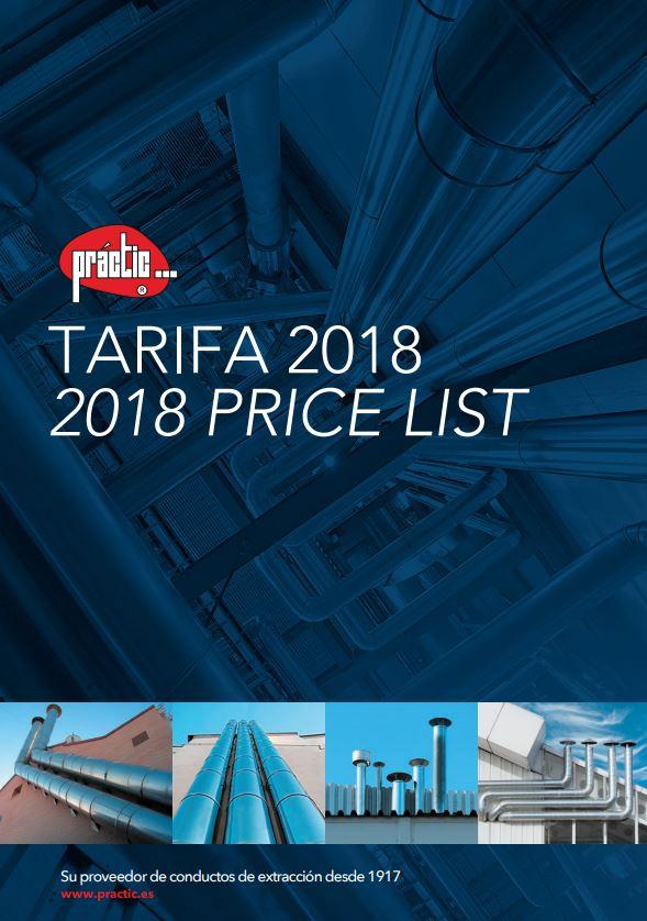 Tarifa Practic 2018