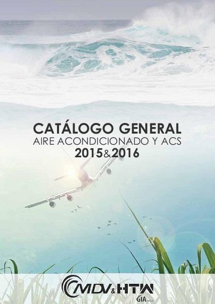 Catalogo Climatizacion HTW 2015-2016
