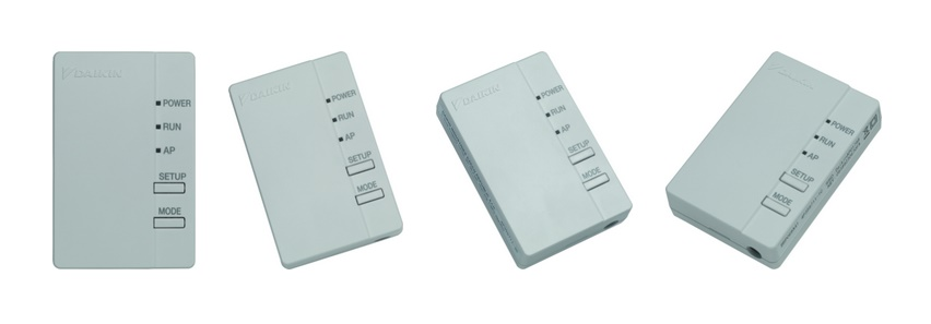 Control WiFi Daikin Online Controller BRP069A45