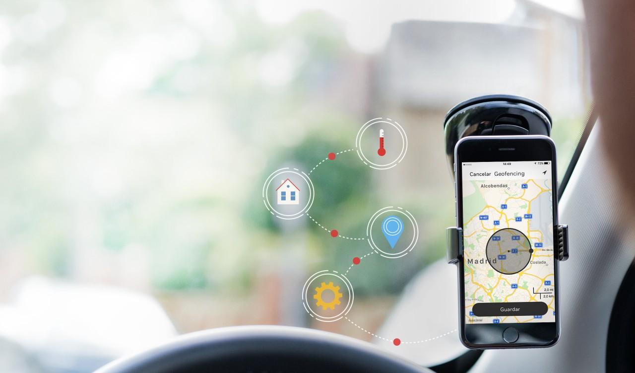 App móvil Honeywell Wi-Fi