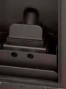 Estufas de pellets Lasian AUDAX - Salida de humos