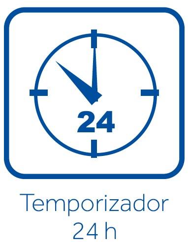 Temporizador 24h