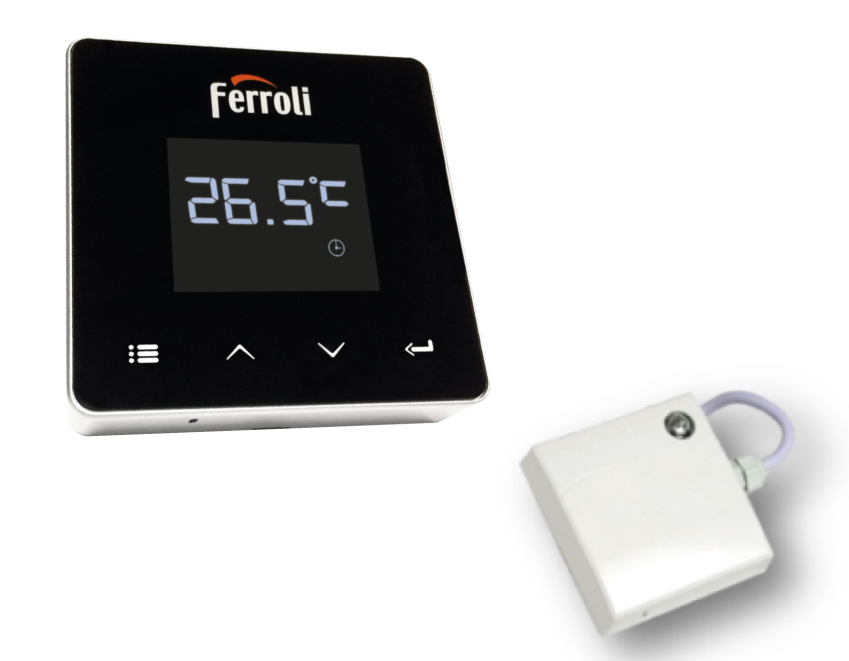 Termostato wifi ferroli