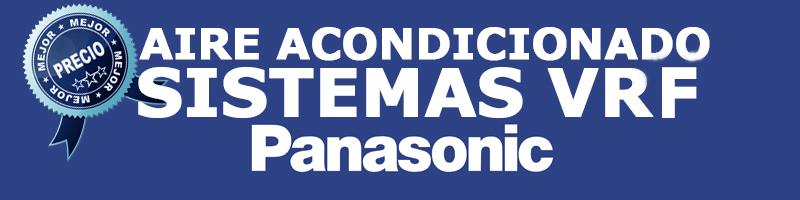 Comprar Aire Acondicionado VRF Panasonic
