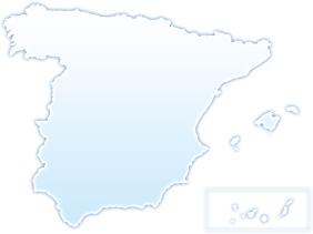 mapa sedes gasfriiocalor